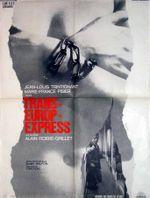 Affiche Trans-Europ-Express