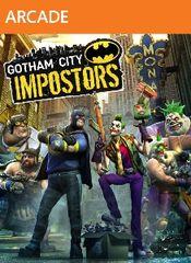 Jaquette Gotham City Imposteurs