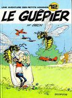 Couverture Le Guêpier - Les Petits hommes, tome 12