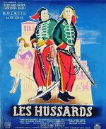 Affiche Les Hussards