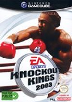 Jaquette Knockout Kings 2003