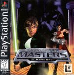 Jaquette Star Wars : Masters of Teräs Käsi