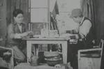 Affiche Combats amicaux à la japonaise