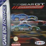 Jaquette Top Gear GT Championship