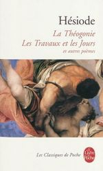 Couverture La Théogonie / Les Travaux et les jours