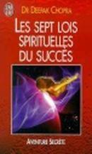 Couverture Les sept lois spirituelles du succès
