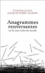 Couverture Anagrammes renversantes