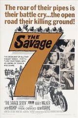 Affiche Les Sept Sauvages