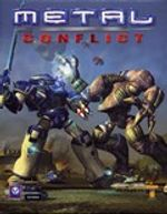 Jaquette Metal Conflict