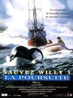 Affiche Sauvez Willy 3 : La Poursuite