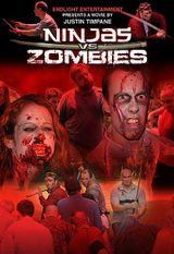 Affiche Ninjas vs Zombies