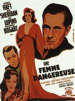 Affiche Une femme dangereuse