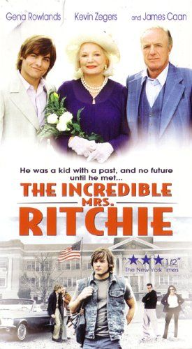 L'Incroyable Mrs. Ritchie affiche