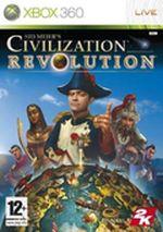 Jaquette Sid Meier's Civilization Revolution
