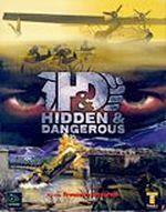 Jaquette Hidden & Dangerous
