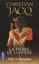 Couverture Néfer le silencieux - La Pierre de lumière, tome 1
