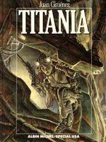 Couverture Titania