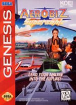 Jaquette Aerobiz Supersonic