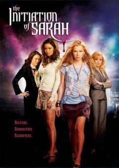 Affiche L'initiation de Sarah