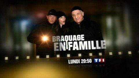 Film Braquage en famille en streaming vf complet