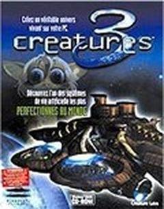 Jaquette Creatures 3