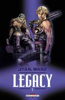 Couverture Loyauté - Star Wars : Legacy, tome 5