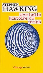 Couverture Une belle histoire du temps