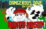 Jaquette Dangerous Dave in the Haunted Mansion