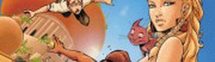 Couverture Galin - Les 4 Princes de Ganahan, tome 1
