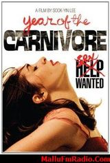 Affiche Year of the Carnivore