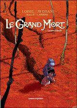 Couverture Larmes d'abeille - Le Grand Mort, tome 1
