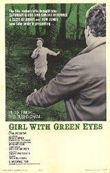 Affiche La Fille aux yeux verts