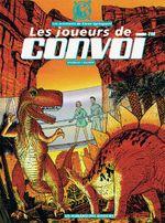 Couverture Les joueurs de Convoi - Karen Springwell, Tome 3