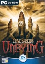 Jaquette Clive Barker's Undying