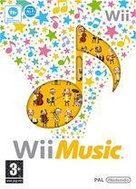 Jaquette Wii Music
