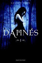 Couverture Damnés, tome 1