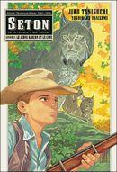 Couverture Le Jeune Garçon et le Lynx - Seton, tome 2