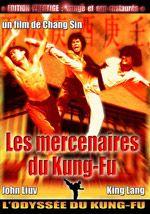 Affiche Les mercenaires du kung fu