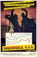 Affiche Les Bas-fonds new-yorkais