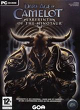 Jaquette Dark Age of Camelot : Labyrinth of the Minotaur