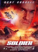 Affiche Soldier