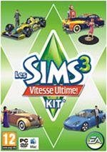 Jaquette Les Sims 3 : Vitesse Ultime Kit