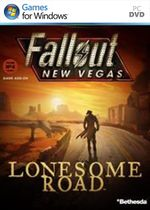 Jaquette Fallout : New Vegas - Lonesome Road