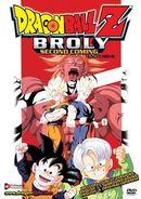 Affiche Dragon Ball Z - Le Retour de Broly