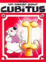 Couverture Un Oscar pour Cubitus - Cubitus, tome 3