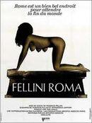 Affiche Fellini Roma