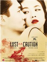 Affiche Lust, Caution