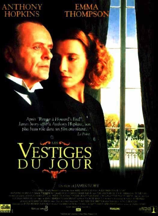 Les vestiges du jour film 1993 senscritique - Le gout du jour moulins ...