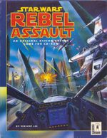 Jaquette Star Wars : Rebel Assault