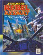 Jaquette Star Wars: Rebel Assault